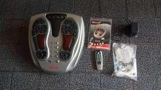 Acupuncture Massager Model B-288 AM- Alat Refleksi dan Pijat Kaki