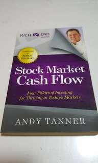 Rich Dad - Stock Market Cash Flow (Postage Included)