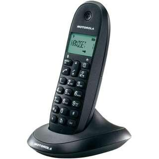 Motorola Digital Cordless Phone C1001LA