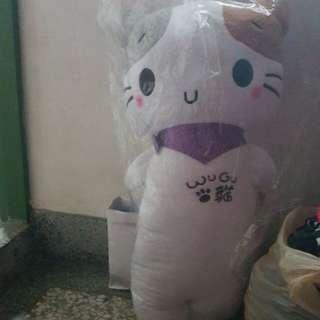 Q貓大型玩偶