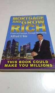 Mortgage and Grow Rich - Alfred Chia (Postage Included)