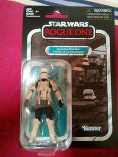 Star Wars The Vintage Collection 3.75 Hovertank Driver