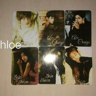 HELL UNIVERSITY Photocards