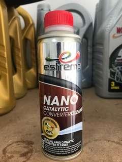 Estremo nano catalytic converter cleaner