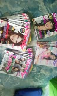 Candy Mag 22pcs back issues