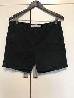 🚚 佐丹奴黑色短褲#十月女裝半價