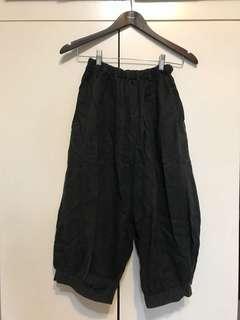 🚚 正韓 黑色燈籠褲 #十月女裝半價