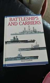 Battleships and carriers