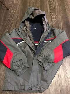 Jacket for multiple environment