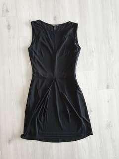 BN Mango black dress
