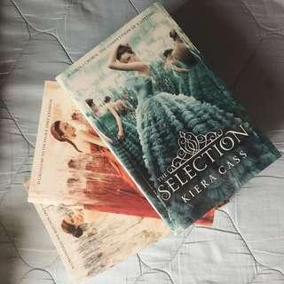 BOOKS: The Selection Series