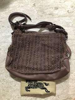 Burberry Brown Bag
