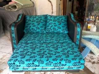 Sofa bed di cicil tanpa kartu kredit