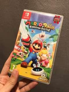 Mario + Rabbids Battle Kingdom (US)