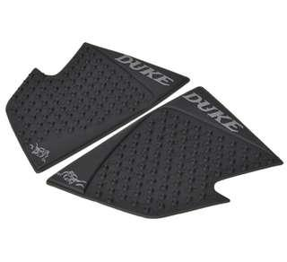 KTM DUKE 200 390 12-16 3M Tank Pad Gas Anti slip Stickers Adhesive Rubber Traction Side Fuel