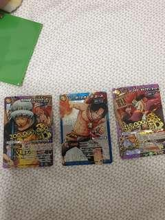 Miracle Battle Carddass One Piece