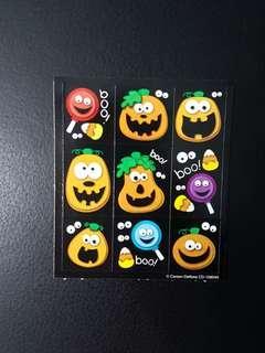 [INSTOCK] BN Small Halloween Stickers (Carson Dellosa)
