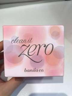 Banila Co. 卸妝膏 clean it zero