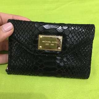 Michael Kors Black Card Holder