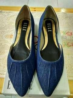 ELLE Jeans Flatshoes Limited Edition