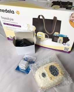 Medela Freestyle Breastpump Double Electric