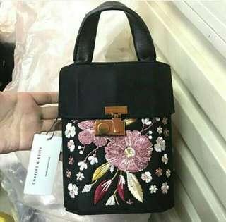 Toolbox bag flower