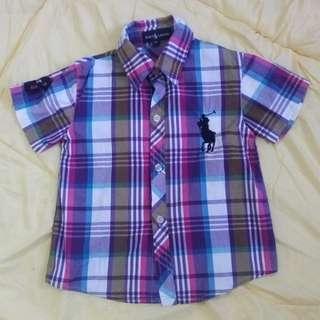 Ralph Lauren Kid Shirt