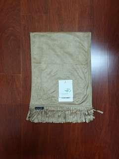 狐狸品牌圍巾