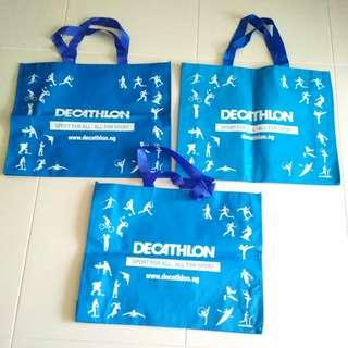 Decathlon Carrier Bag