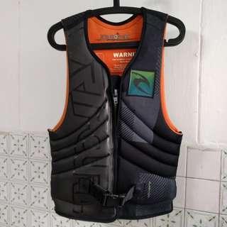 Ripcurl, wake board, SUP, Impact, Vest, PFD