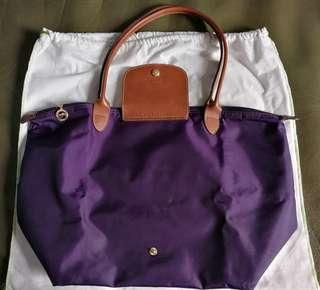 Longchamp Bag Purple