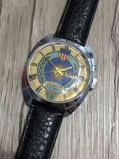 Russian Victoria Day Date Watch