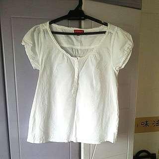 Padini authentics white top