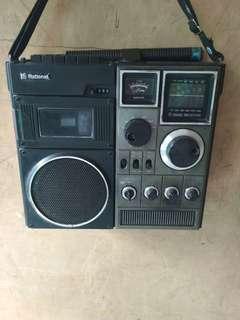 Jual radio National antik