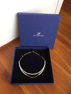 Swarovski Necklace brand new authentic