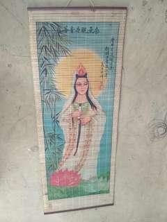 Jual lukisan putri kuang'iin