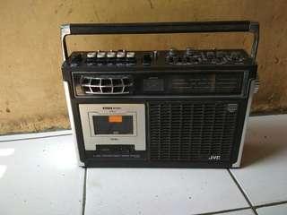 Jual radio lawas JVC