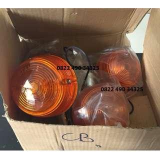 Reting / Lampu Sen Honda CB 100/CB 125 Stanley 4pcs