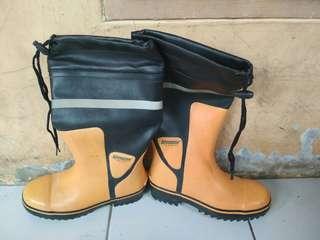 Jual sepatu boots buat proyek