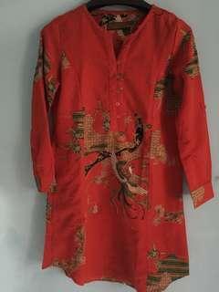 Dress batik murah !!