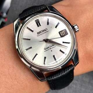 Vintage Grand Seiko 43999 Chronometer