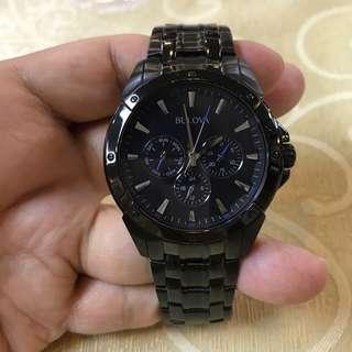 (大割價)寶路華男裝錶
