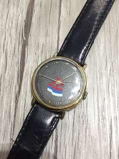 Russian Winding Watch