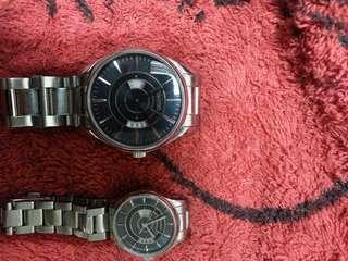 🚚 MANGO男女對錶