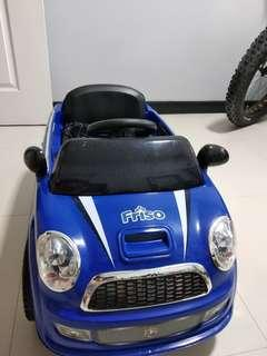 Electric Car Friso