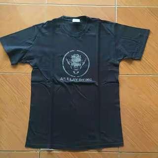 Kaos band (t-shirt) AS I LAY DYING