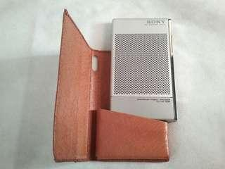 Sony AM radio 收音機 ICR-9