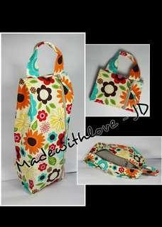 Bag for baby carrier