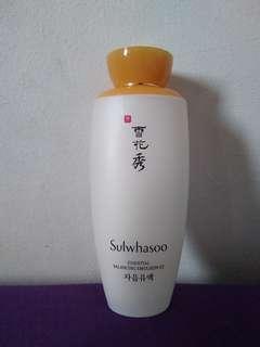 SULWHASOO ESSENTIAL BALANCING EMULSION EX 125 ml