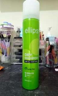 Dry shampo